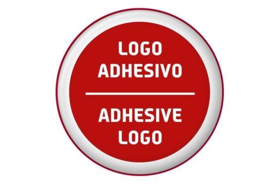 Adhesive Logo - TMCustomLogos